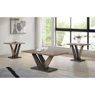 Searching for Latona Wooden Modern 3 Coffee Table Set By Wrought Studio