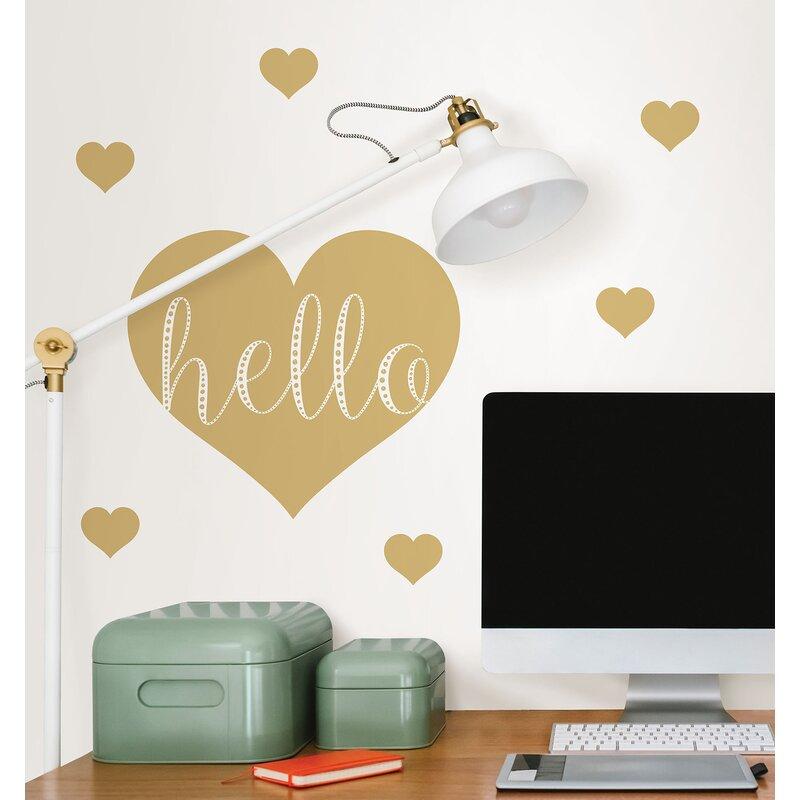 Hello Wall Decal Wall Star Graphics