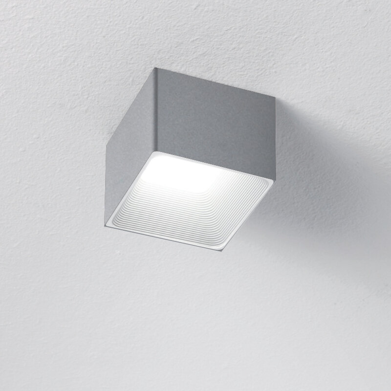 Zaneen Design 1 Light 2 75 Simple Square Led Flush Mount Perigold