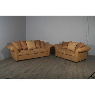 Charlton Home Jefferson Place Sofa