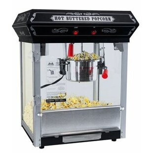 4 Oz. Tabletop Kettle Popcorn Machine