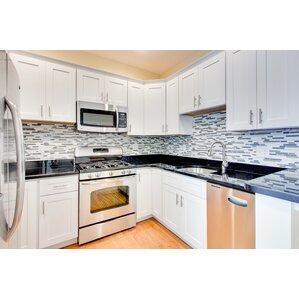 kitchen sink base cabinet. Shaker 34 5  x 33 Kitchen Sink Base Cabinet Wayfair