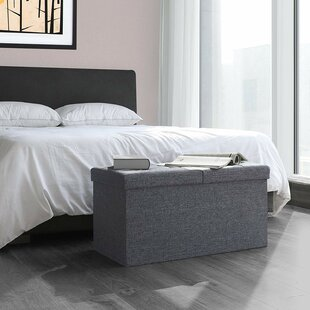 Delray Storage Ottoman by Wins..