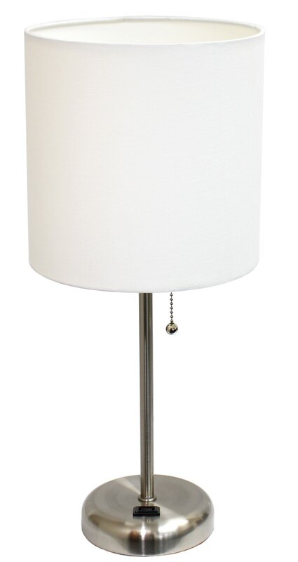 Zainab 19 5 table lamp