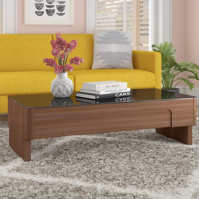 Wade Logan Adalynn Coffee Table Wayfair