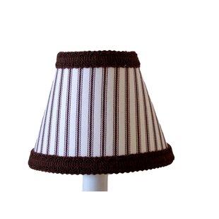 Hickory Dickory Dock 11 Fabric Empire Lamp Shade