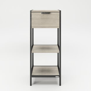Joanne 37cm X 90cm Free-Standing Cabinet By PLAYBOY