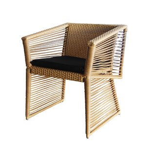 Borneo Patio Dining Chair with Cushion