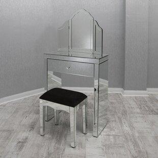 Price Sale Mason Dressing Table Set With Miror