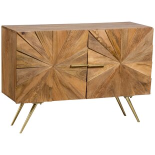 India 2 Door Accent Cabinet by Foundry Select