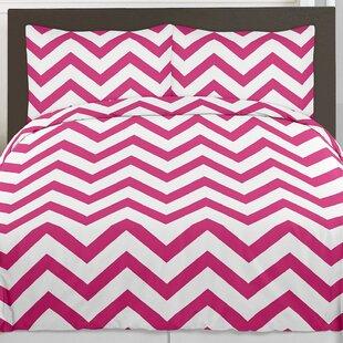 Chevron Comforter Set