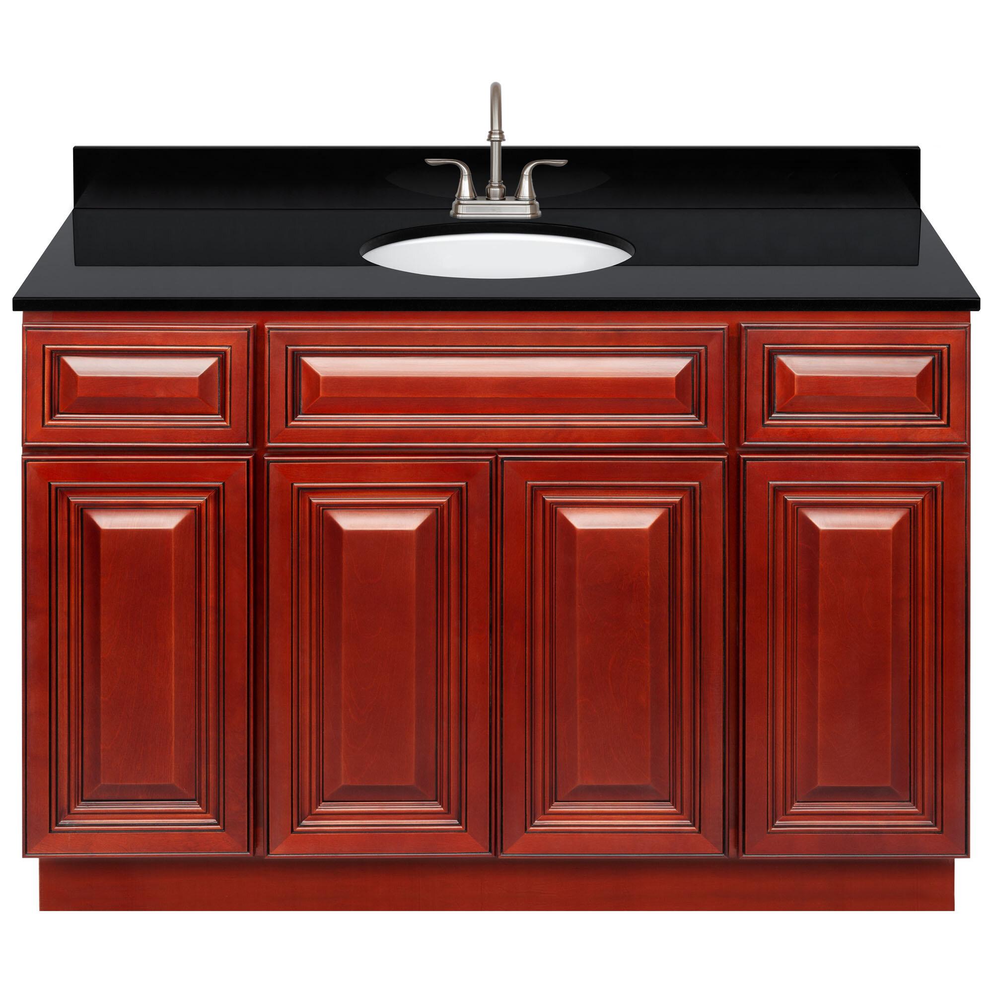 "Knaresborough 5"" Single Bathroom Vanity Set"