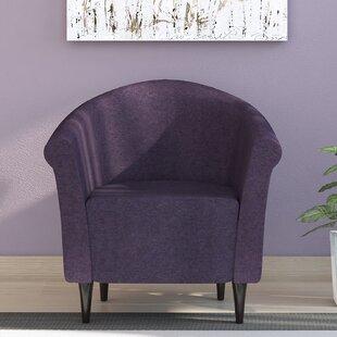 Liam Barrel Chair ByZipcode Design