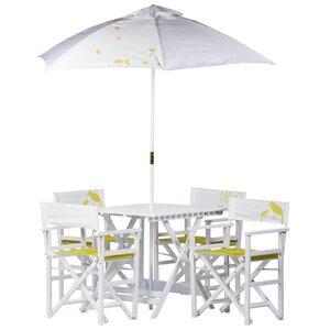4-Sitzer Gartengarnitur von MP Home & Garden