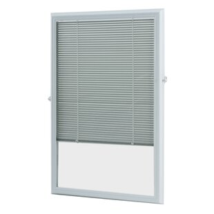aa7e89ab1f35 Add On Enclosed Door White Venetian Blind
