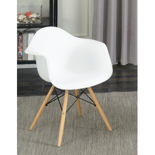 Rinehart Mid Century Modern Dining Chair (Set of 2) Brayden Studio
