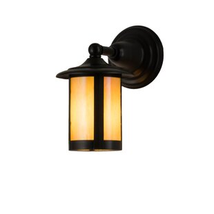 Best Choices Yerby Outdoor Wall Lantern By Loon Peak