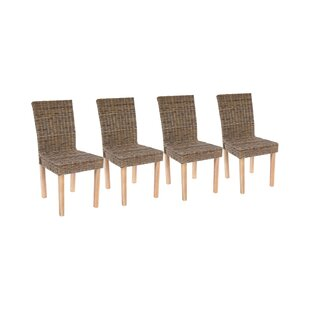 Mahaney Dining Chair (Set Of 4) By Mercury Row