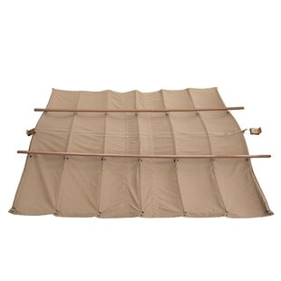 12' x 12' Retractable Sunshade by Yardistry