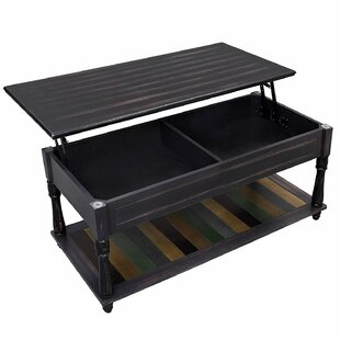 Seelinger Lift Top Coffee Table
