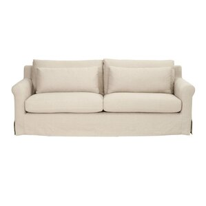 Saxon Sofa by Rosecliff Heights