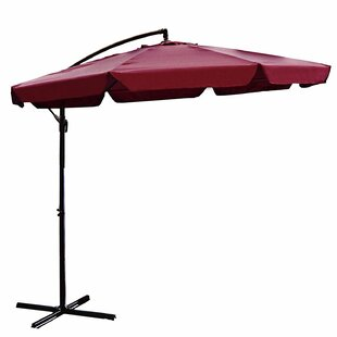 ALEKO 10' Cantilever Umbrella