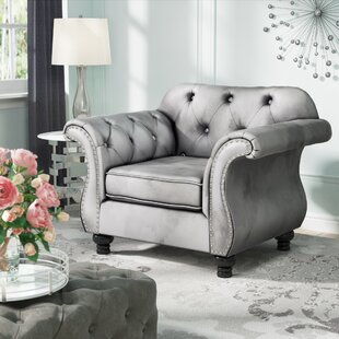 Reviews Tabitha Armchair By House of Hampton