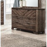 Posie 6 Drawer Double Dresser by Modern Rustic Interiors