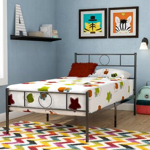 Harriet Bee Arenberg Twin Platform Bed
