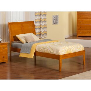 Where buy  Wrington Extra Long Twin Sleigh Bed ByRed Barrel Studio