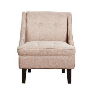 Charlton Home Goodloe Slipper Chair