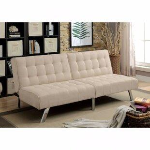 Galicia Futon Sofa by Ebern Designs