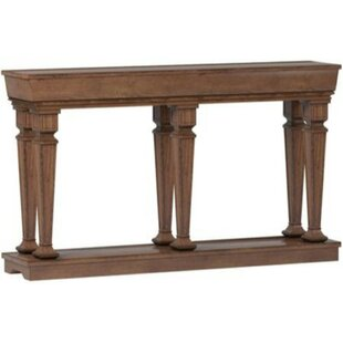 Soraya Wooden Console Table