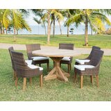 Daxton Solid Wood Dining Table