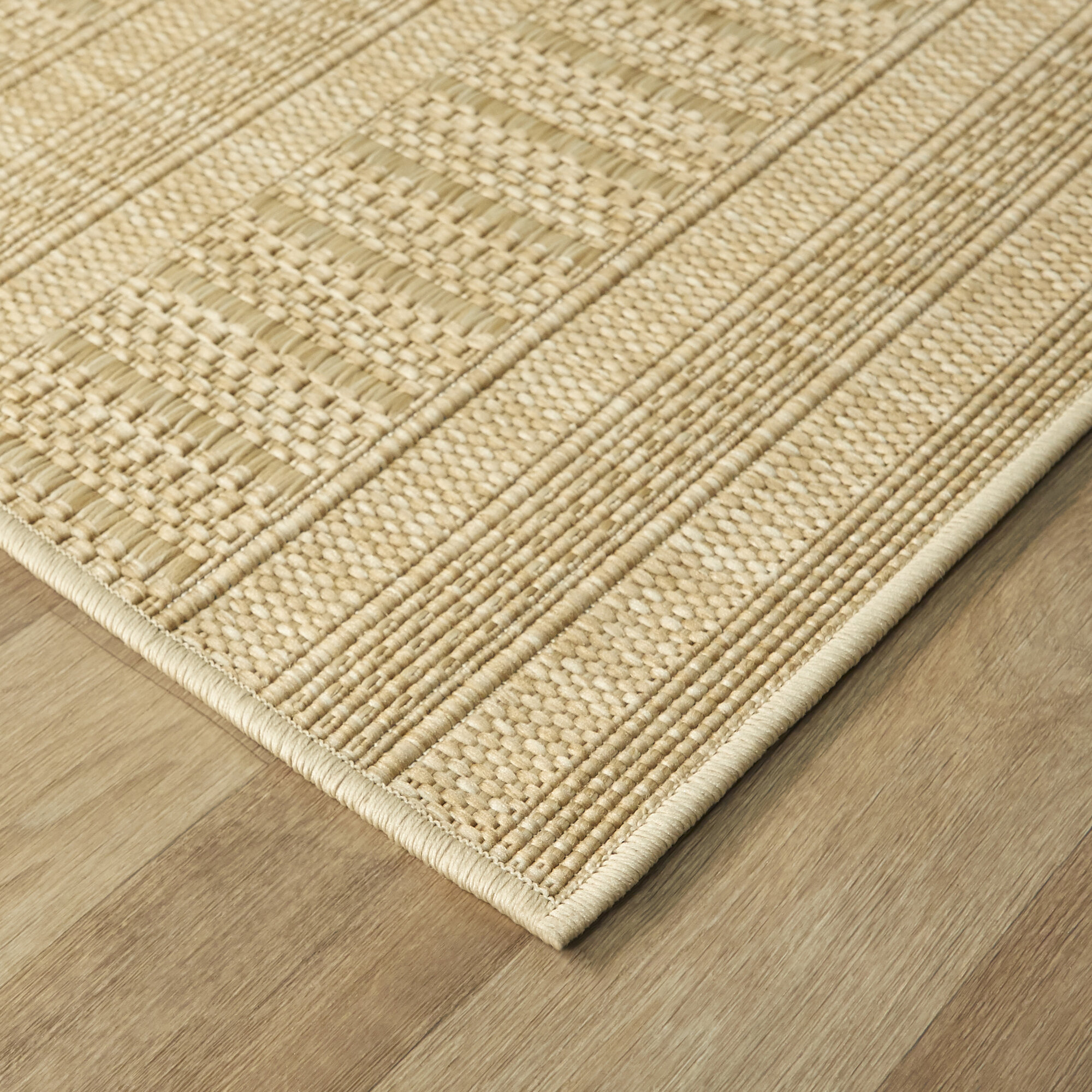 Farmhouse Rustic Striped Runner Rugs Birch Lane