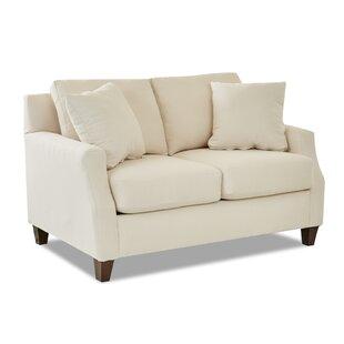Brandi Loveseat by Wayfair Custom Upholst..