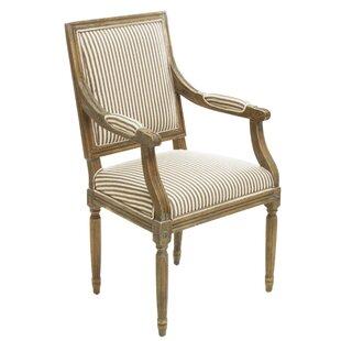 Paden Arm Chair by One Allium Way