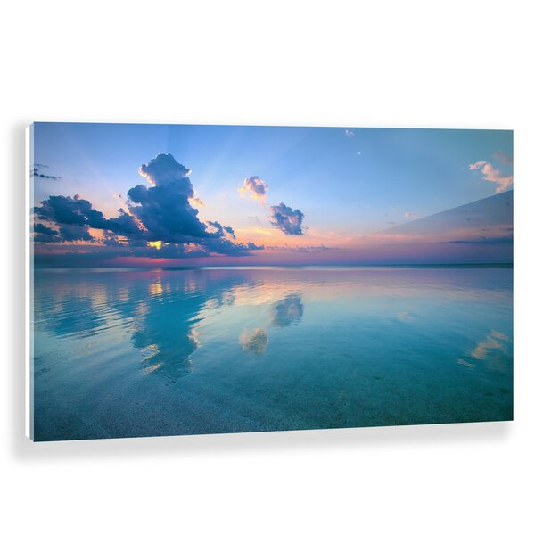 Two Palms Art Bazaar 'heaven On Earth' Photographic Print On Plaque & Reviews by Two Palms Art Bazaar