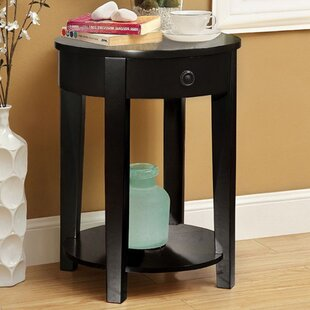 Philbrick End Table with Storage by Breakwater Bay