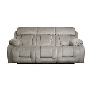 Georgina Reclining Sofa by Latitude Run