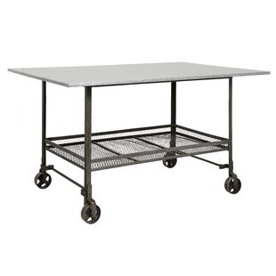 Industrial Kitchen Trolley By Nordal