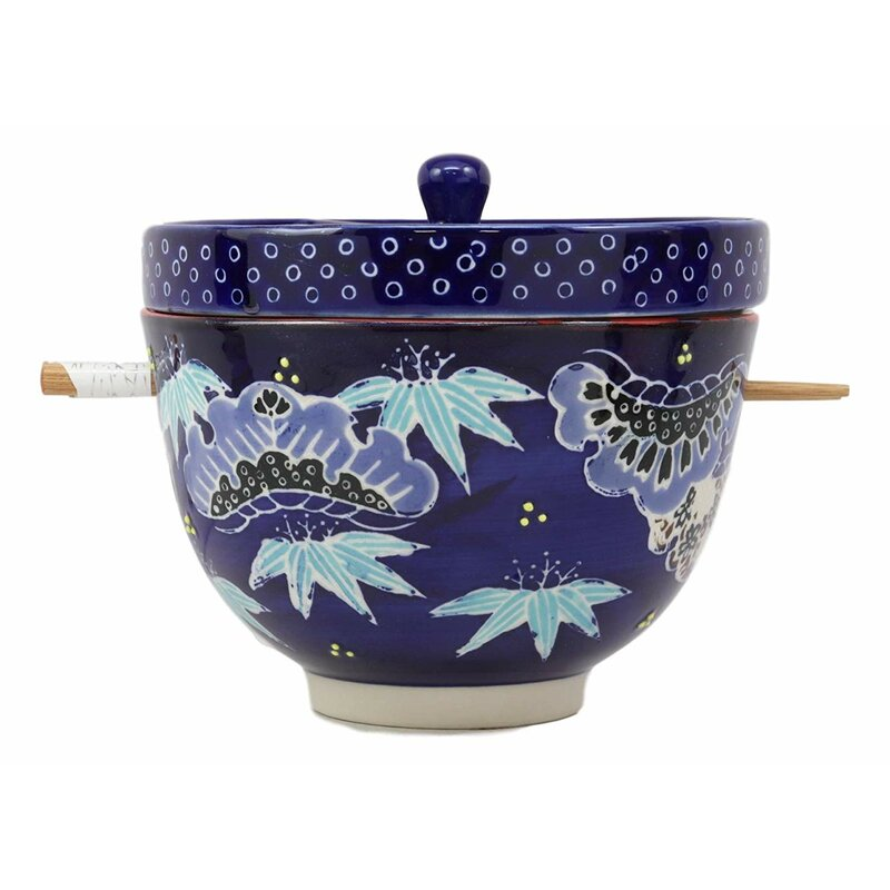World Menagerie Thuy Japanese Rice Bowl Wayfair