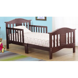 Contemporary Convertible Toddler Bed by Orbelle Trading