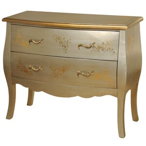 Liah 2 Drawer Accent Chest