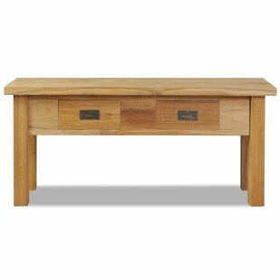 Review Wood Storage Bench