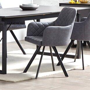 Breneman Upholstered Dining Chair (Set of 2)