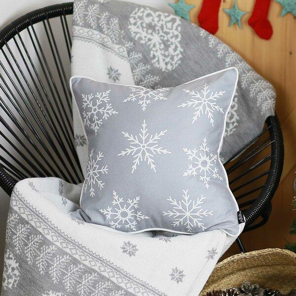 The Holiday Aisle Barker Ridge 18 Throw Pillow Cover Wayfair