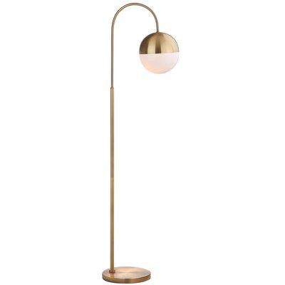 Gold Floor Lamps You Ll Love Wayfair Co Uk