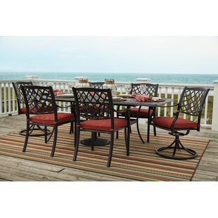 Burgett 7 Piece Dining Set