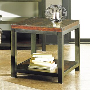 Vangundy End Table by Darby Home Co